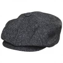 Beech Wool Blend Newsboy Cap