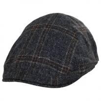 Vitale Barberis Canonico Wool/Silk/Linen Duckbill Ivy Cap