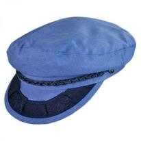 Cotton Greek Fisherman's Cap