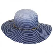 Watergate Toyo Straw Swinger Hat
