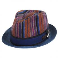 Coban Cotton Blend Fedora Hat