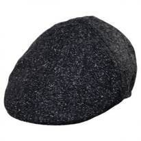Seymour Wool Tweed Duckbill Cap