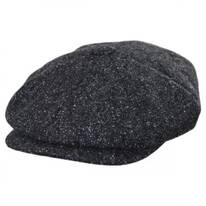 Brunswick Wool Tweed Newsboy Cap