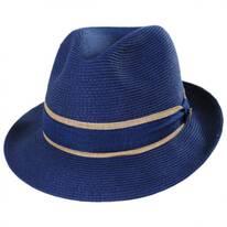 Daiquiri Toyo Straw Fedora Hat