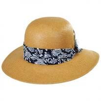 Francesca Toyo Straw Sun Hat