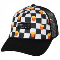 Kids Small Fry Trucker Snapback Baseball Cap