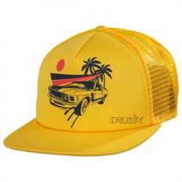 Orphan Trucker Snapback Baseball Cap