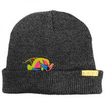Peek A Boo Tropical Fish Beanie Hat