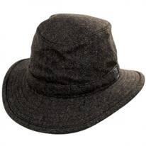 TTW2 Herringbone Wool Blend Hat