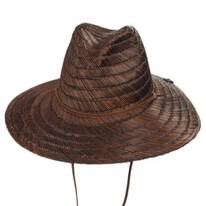 Bells Straw Lifeguard Hat