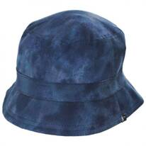 Reversible Dyed Oxford Cotton Bucket Hat