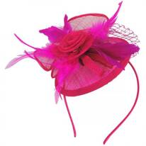 Mavis Fascinator Hat