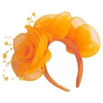 Perle Rose Fascinator