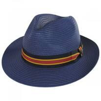 Cuba Toyo Straw Fedora Hat