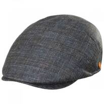 Simon Wool Blend Duckbill Cap