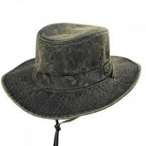 Alder Weathered Cotton Tiller Hat