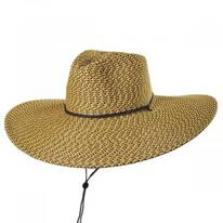 Lifeguard Toyo Straw Blend Sun Hat