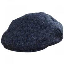 Ardmore Harris Tweed Wool Ivy Cap