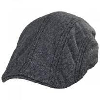 Glasgow Wool Blend Ivy Cap