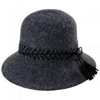 Mattie Wool Blend Cloche Hat