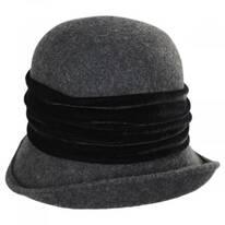 Liv Wool Cloche Hat