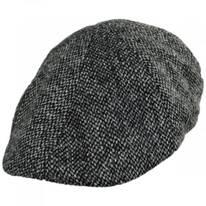 Harris Tweed Barleycorn Wool Pub Cap