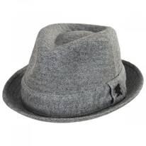 Carson Wool Blend Fedora Hat