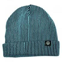 Nightly Serge Glow in the Dark Knit Beanie Hat