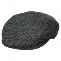 Harris Tweed Wool Slim Ivy Cap