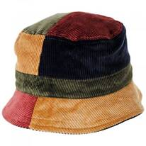 Corduroy Reversible Cotton Bucket Hat
