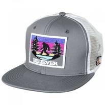 Believer Snapback Trucker Baseball Cap