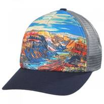 Grand Canyon Trucker Snapback Baseball Cap