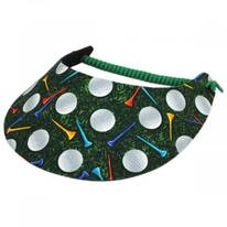 Springlace Golf Sunvisor