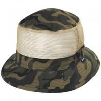 Hardy Cotton Blend Bucket Hat
