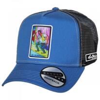 Loteria El Borracho Snapback Trucker Baseball Cap