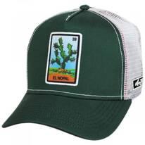 Loteria El Nopal Snapback Trucker Baseball Cap