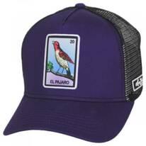 Loteria El Pajaro Snapback Trucker Baseball Cap