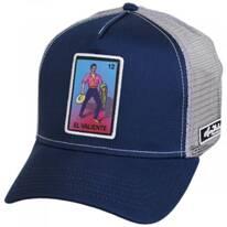 Loteria El Valiente Snapback Trucker Baseball Cap
