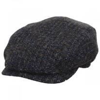 Harris Tweed Wool Ivy Cap