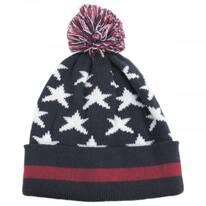 Stars and Stripes Beanie Hat