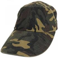 VHS Long Bill Adjustable Baseball Cap