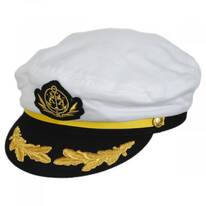 Admiral's Cotton Adjustable Cap