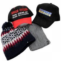 Beanies and Baseball Caps Pack