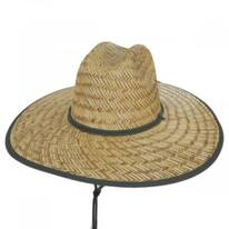 Pipa Rush Straw Lifeguard Hat