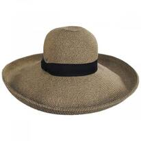 Ultrabraid Toyo Straw Sun Hat