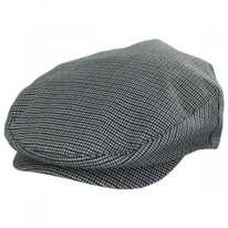 Hooligan Houndstooth Ivy Cap
