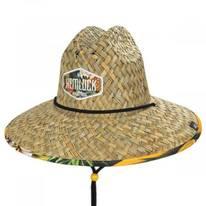 Samba Straw Lifeguard Hat