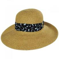 Musical Note Toyo Straw Sun Hat