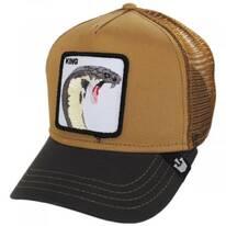 King Cobra Trucker Snapback Baseball Cap
