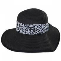 Tigerfish Toyo Straw Facesaver Hat